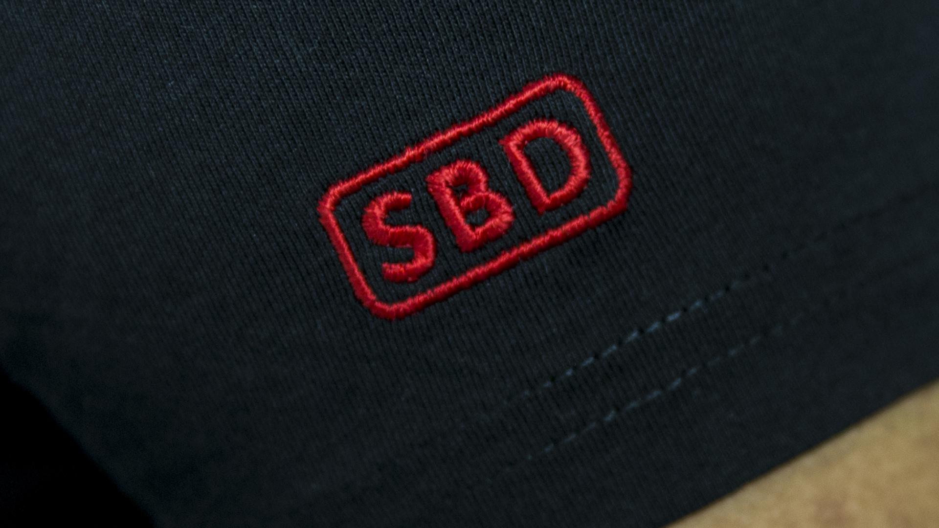 T-Shirt SBD Apparel 2016 Frauen