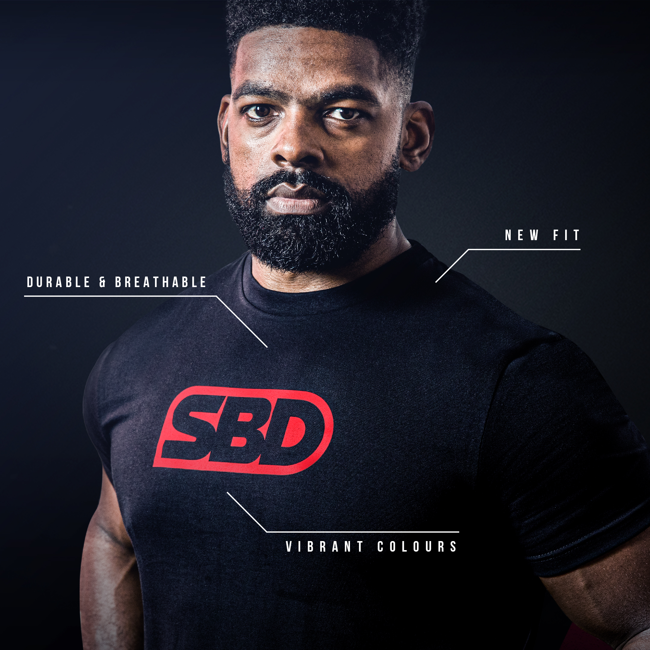 SBD T-Shirt 2020 Männer