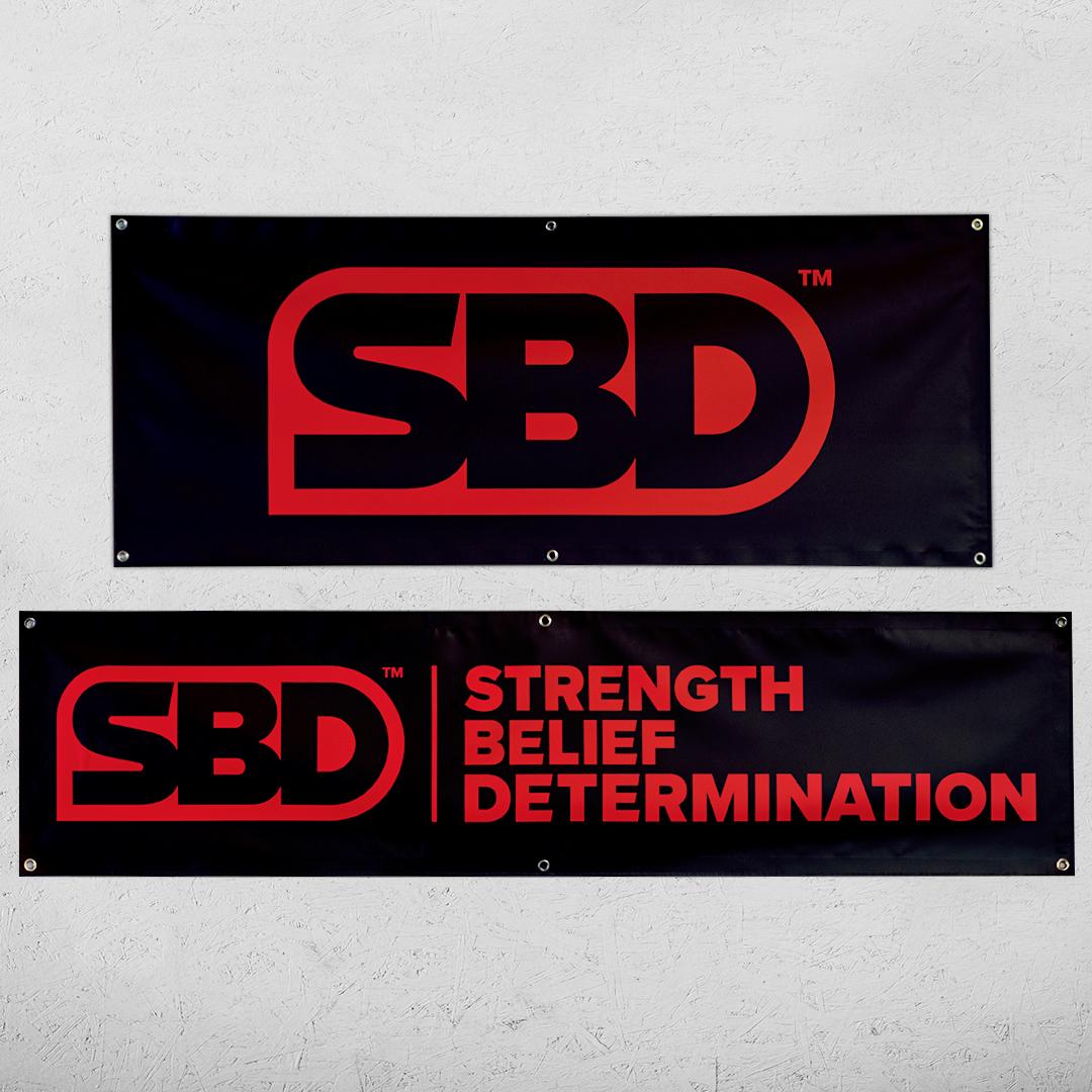 SBD Banner Brand