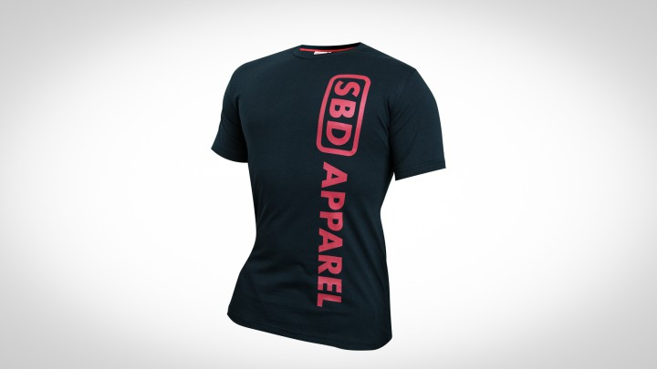 T-Shirt SBD Apparel 2016 Männer